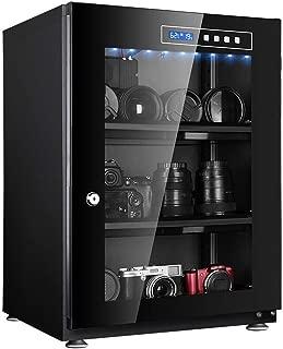 Oceanindw Camera Dehumidifying Dry Cabinet 32L Camera Lens /& Electronic Equipment Storage Moisture-Proof Box 5w Energy Saving Noiseless