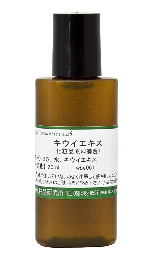 叙情的な分布ラッドヤードキップリングキウイエキス 20ml 【手作り化粧品原料】