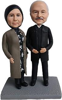 regali personalizzati fatti a mano per il nonno regalo di anniversario di matrimonio per la nonna nonno bambole personaliz...