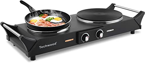 electric 4 burner hot plate
