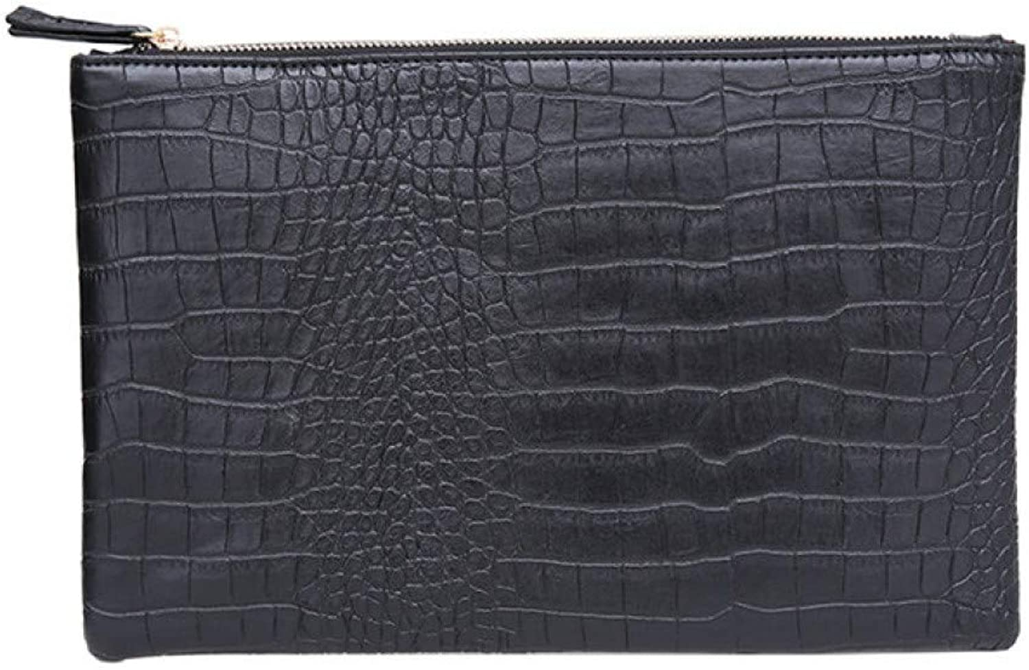 GSYDXKB Fashion Crocodile Grain Women Leather Envelope Clutch Bag Women Bag Clutch Evening Bag Female Bag Clutches