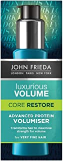 JOHN FRIEDA Luxurious Volume Core Restore Advanced Protein Volumizer, 60 ml - Maximise volume. Weightlessly transform fine hair from within.