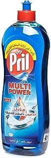 Pril Multi Power Blue Dishwashing Liquid, 1 Litre