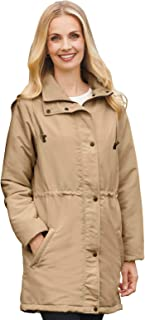 Carol Wright Gifts Weather Resistant Anorak Jacket