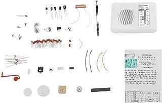 Wal front CF210SP DIY Radio Kit, Am Fm Radio Kit DIY Electronic Learning Kit for Ham Electronic Lover