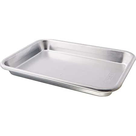 Nordic Ware 1/8 Sheet Pan, 1-Pack, Aluminum