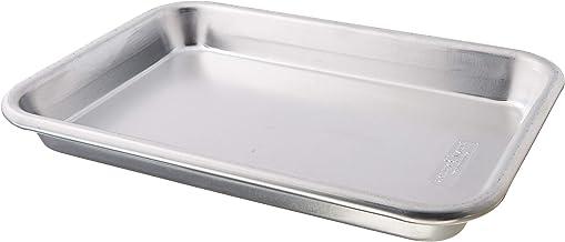 Nordic Ware 47400 1/8 Sheet Pan, One Size, Aluminum