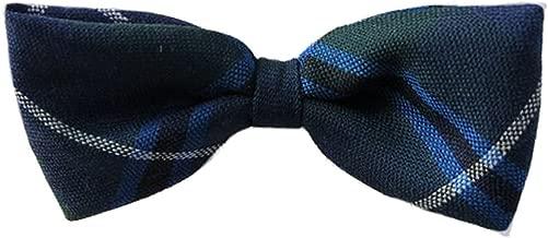douglas tartan bow tie