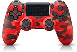 $29 » Wireless Controllers for PS4,Wireless Remote Control,Joystick Gamepad for PS4 Controller with Double Shock and Charging Ca...