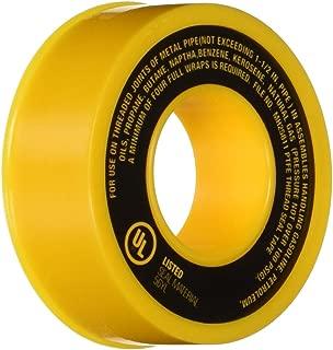 Harvey 017065 Gas Line PTFE Thread Seal Tape