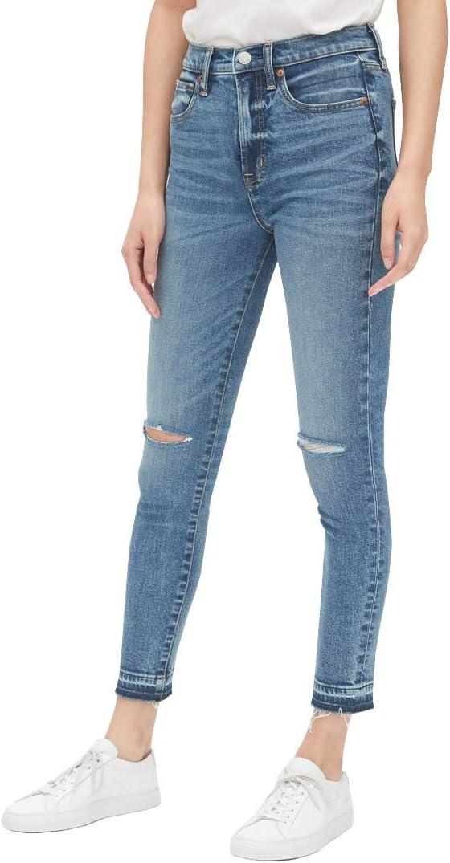 Gap Jeans Para Dama Pantalon De Mezclilla Desgastado Stretch Modelo 460341 Amazon Com Mx Ropa Zapatos Y Accesorios