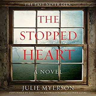 The Stopped Heart audiobook cover art
