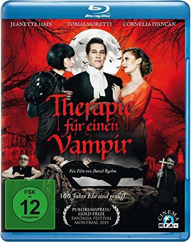 Therapie für einen Vampir [Blu-ray]
