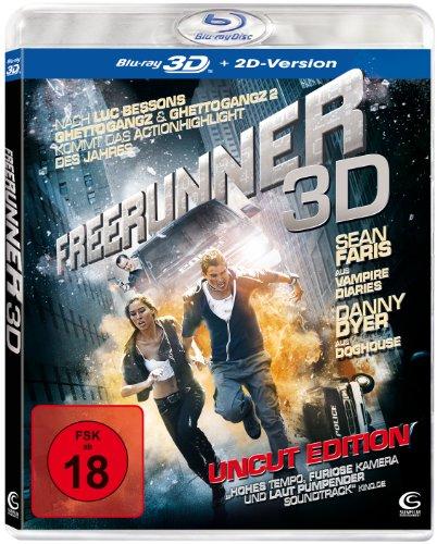 Freerunner (Uncut Edition) [3D Blu-ray + 2D Version]