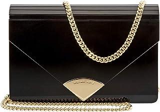 71875e8fc8f5 Michael Kors Barbara Ladies Medium Resin Envelope Clutch 30H7GB8C6P001