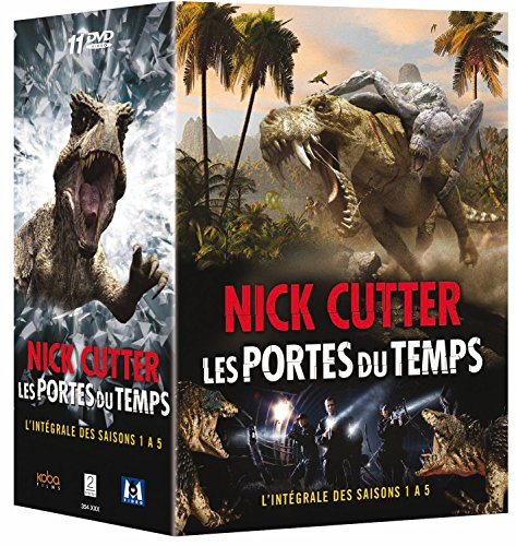 NICK CUTTER - Saisons 1 à 5