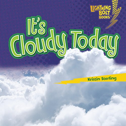It's Cloudy Today copertina