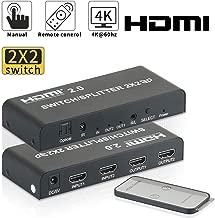 BOITIER METAL KALEA-INFORMATIQUE /© SPLITTER HDMI 1.4B 16 PORTS RESOLUTION 4K 2160x3840 // COMPATIBLE 3D Duplique le son et limage dune source HDMI vers 16 sorties Simultan/ées
