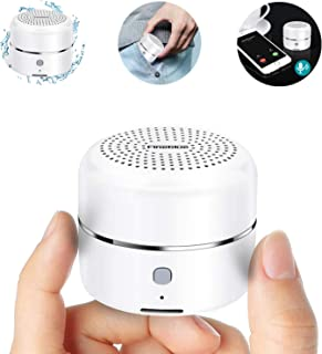 Mini Bluetooth Speaker,Rimposky Portable Wireless Speaker with Loud Stereo Sound,Waterproof Shower Speaker,Small Speaker f...