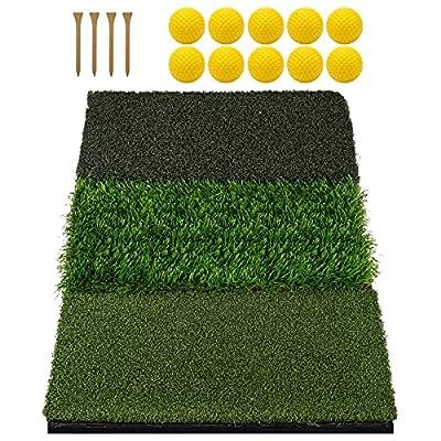 Keenstone Tri-Turf Golf Schlagmatte