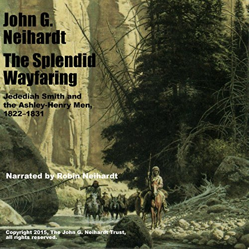 The Splendid Wayfaring audiobook cover art