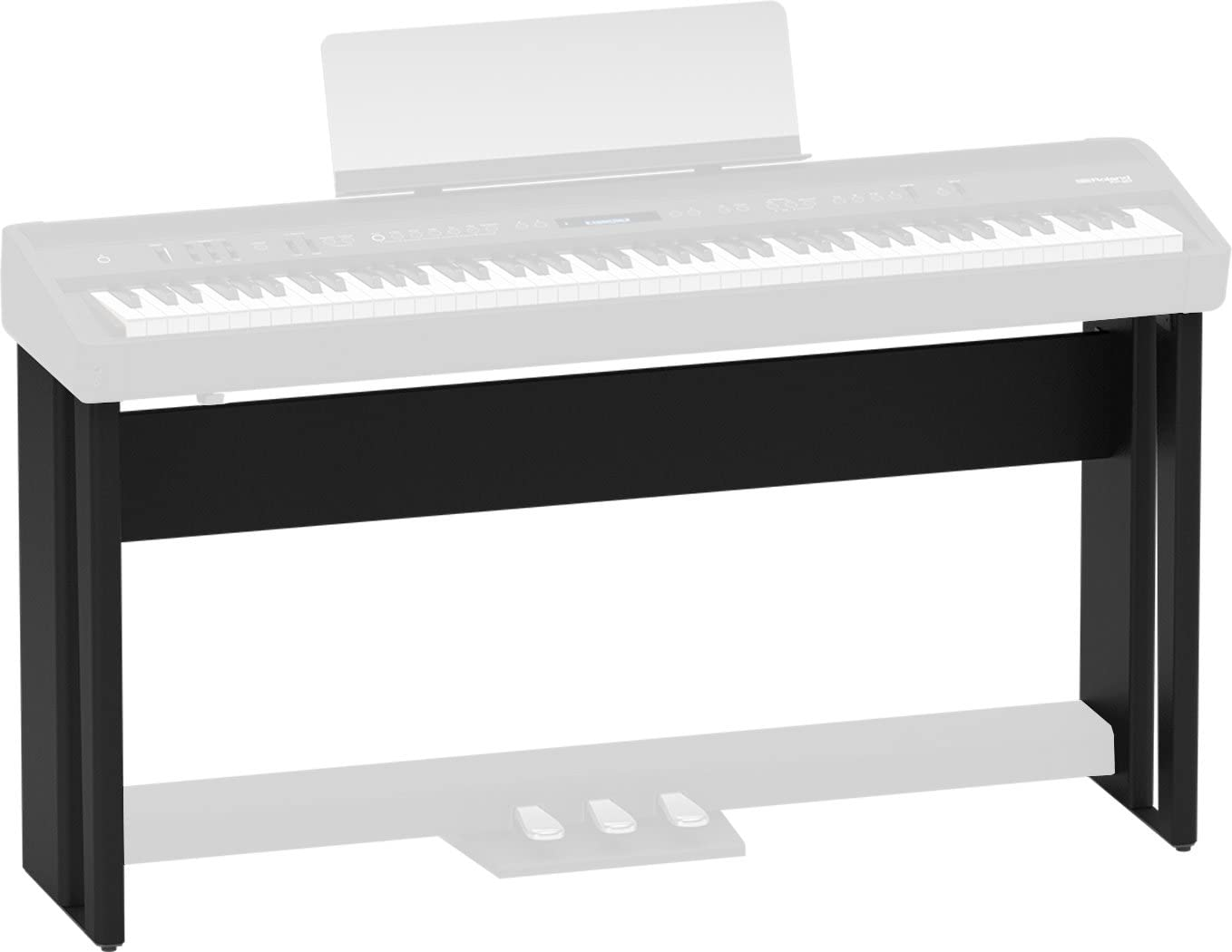 Roland Ranking Tampa Mall TOP8 KSC-90 Electronic Keyboard Black for Stand FP-90