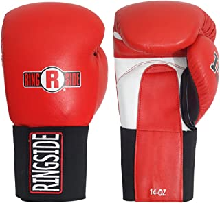 Ringside IMF Tech Hook and Loop Boxing Training Sparring Gloves