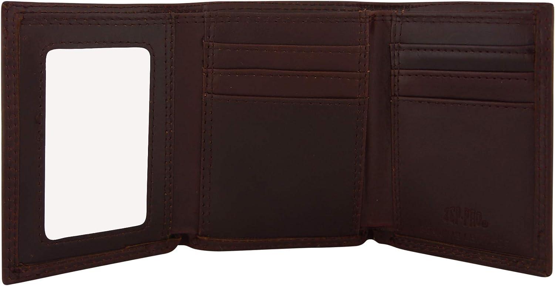 ZEP-PRO NCAA Mens Trifold Wallet