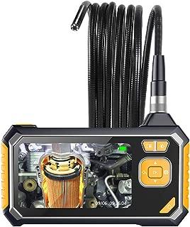 Industrial Endoscope,YINAMA 1.6-198inch Focal Distance Digital Semi-rigid Borescope..
