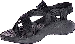 Chaco Women's Z Cloud 2 Sandal, Solid Black, 9
