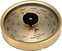 Estación Meteorológica Barómetro Temperatura Higrómetro Aire Presión Indicador Metal