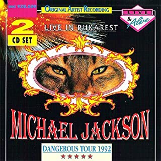 Michael Jackson Live (in rumänischer Hauptstadt)
