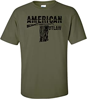Gadsden and Culpeper American Outlaw Military Green