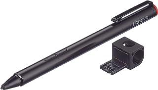 Lenovo Active Pen (GX80K32884) for Yoga (Black) (Configurable Buttons, Anti-accident Clicks, Palm Rejection Technology)
