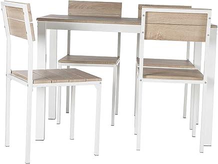 Amazon.es: sillas cocina - Juegos de mesas y sillas / Mesas: Hogar y ...