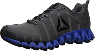 Reebok Men's ZigWild Tr 5.0 Running Shoe alloy/trek grey/black 8 M US