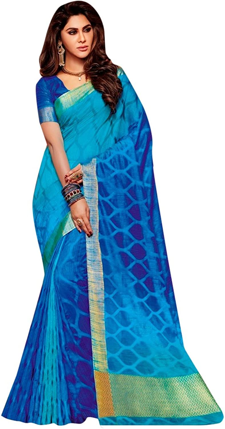 Designer Bollywood Silk Bridal Saree Sari for Women Latest Indian Ethnic Wedding Collection Blouse Party Wear Festive Ceremony 2602 7