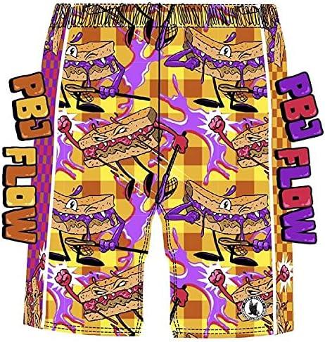 Flow Society PBJ Flow Boys Athletic Shorts