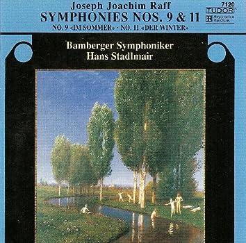 Raff, J.: Symphony No. 9