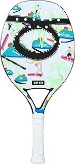 Tom Caruso Racket Racquet Beach Tennis Zero 2019