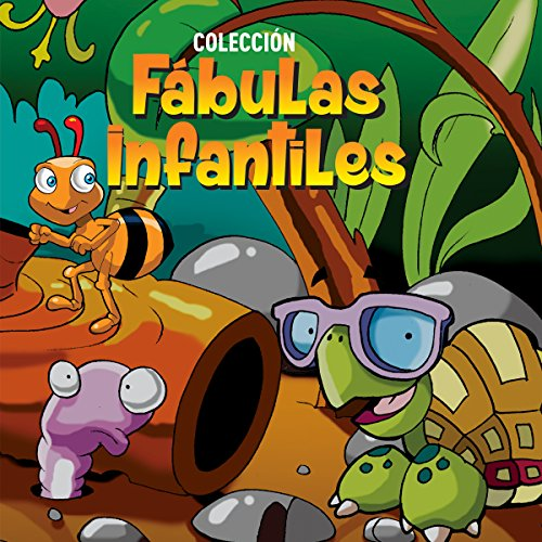 Fábulas Infantiles [Children's Fables] audiobook cover art