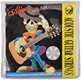Alice Bronze Acoustic Guitar Strings GS-01_Phosphor Bronze_(Pack of 1)