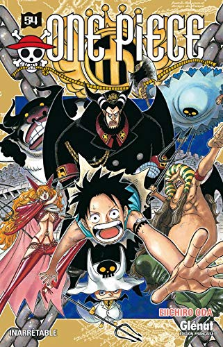 One piece - Tome 54