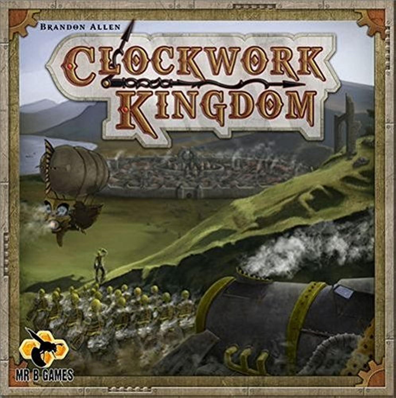 Mr. B Games Clockwork Kingdom by Mr.B Games