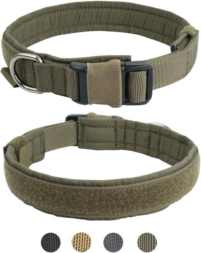 EXCELLENT ELITE Sale price SPANKER Puppy Dog Military free Collar Adjusta