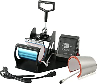 Best hpn digital mug cup heat press transfer machine Reviews