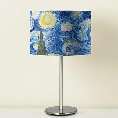 WeRo Diseño Lámpara de mesa lámpara de mesa de Malaga de 005 ...