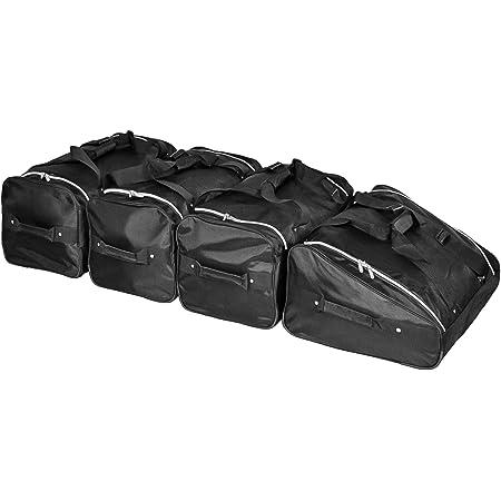 Dachbox Taschenset 4 Teilig Car Bags Für Optimale Platzausnutzung Der Dachbox Reisetaschen Für Die Dachbox Koffer Rucksäcke Taschen