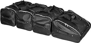 Dachbox Taschenset 4 Teilig Car Bags für optimale Platzausnutzung der Dachbox Reisetaschen für die Dachbox