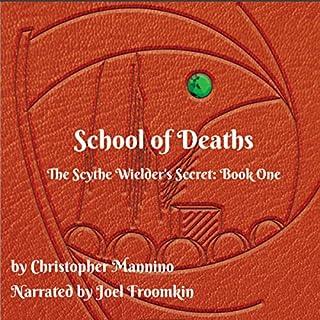 School of Deaths audiobook cover art